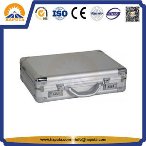 Hard Business Aluminum Attache Case for Travel (HL-3001) pictures & photos