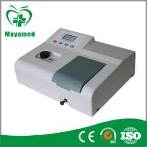 My-B042 Spectrophotometer for Medical Treatment, Biochemistry, Petrochemical Industry pictures & photos