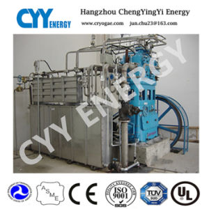 Five Stage Oil Free Lubrication Piston Oxygen Air Compressor pictures & photos