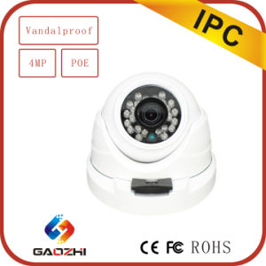 4MP CMOS Poe IP Security Camera pictures & photos