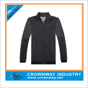 100% Nylon Customized Waterproof Golf Jacket with PU Coating pictures & photos