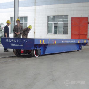 Electricity Operated Rail Transporter for Heavy Materials (KPDZ-20T) pictures & photos