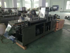 Food Inner Packaging Equipment Automatic Chocolate Blister Packing Machinery pictures & photos
