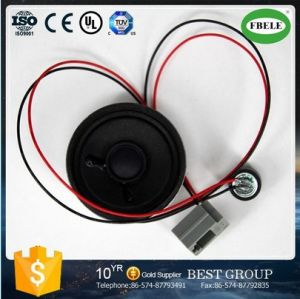 Fbs45 with Fbwj-02 and Em9767 Hot Sell 45mm Paper Cone Loudspeaker with Condenser Microphone for Computer (FBELE) pictures & photos