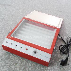 Automatic Vacuum Screen UV Exposure Machine Flat UV Exposure Machine for Pad Printing pictures & photos