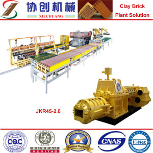 Automatic Clay Brick Making Machine (JKR45-2.0)