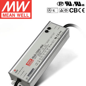 Meanwell LED Driver with 5 Years Warranty HLG-150H-12