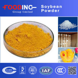 Pure Natural Soybean Protein Flour Rich Nutrition Soybean Protein Powder pictures & photos
