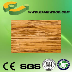 China Cheap Natrual Strand Woven Bamboo Flooring-Ej pictures & photos