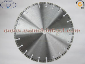 350mm Turbo Segmented Diamond Saw Blade for Concrete pictures & photos