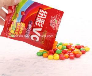 Coolsa Colorful Chew Candy pictures & photos
