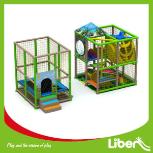 Popular Cheap Small Kids Indoor Soft Playground Equipment for Sale pictures & photos