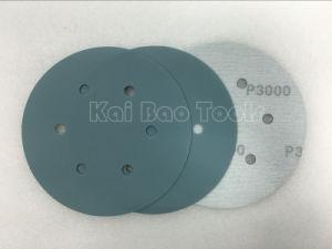 P3000 Aluminium Oxide Coated Film Abrasive Sand Paper pictures & photos