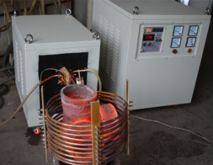 Super Audio Induction Heating Machine (SF-80KW) pictures & photos