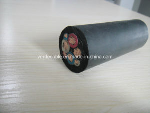 H05rn-F Rubber Sheathed Rubber Cable pictures & photos
