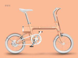 Fashionable floding electric bicycle YUNBIKE F1