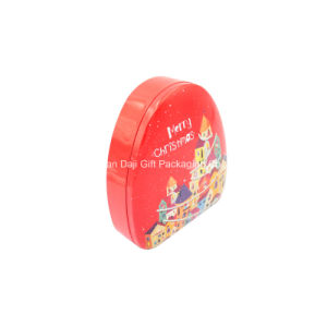 OEM Series Christmas Tin Box for Packing (T003-V6) pictures & photos