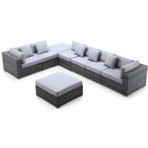 PE Rattan Sofa Leisure Outdoor Sofa Set Simple Sofa pictures & photos