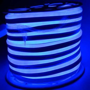 Waterproof Strip 220V 50m/Roll 2835 110V Flex LED Neon pictures & photos