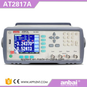 Digital Lcr Meter Applent Hot Products 10Hz~300kHz (AT2818) pictures & photos