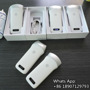 Mobile and Small Emergency Wireless Ultrasound Scanner for iPhone iPad pictures & photos