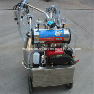 Portable Diesel Milking Machine with Price pictures & photos