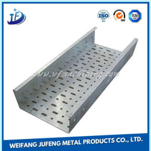 Aluminum Sheet Metal Stamping Cable Bridge for Electric Equipment pictures & photos