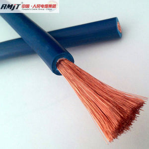 120mm2 Flexible Copper Wire Rubber Welding Cable pictures & photos