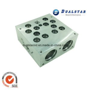 Non-Standard Aluminium Parts with Anodized CNC Machining pictures & photos