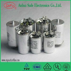 Popp Film and Oil Filled Cbb65 35UF 450V Capacitor pictures & photos