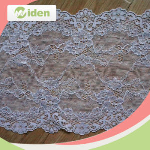 Border Saree Indian Lace Trim Stretch Lace Nylon Knitting Lace pictures & photos