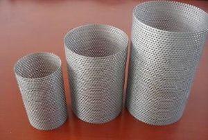 Metal 304 316 Filter Cylinder pictures & photos