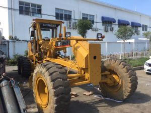 Used Original Caterpillar Motor Grader Cat12g Good Working Condition pictures & photos