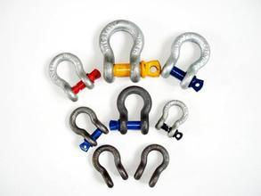Forging Shackle with Collar, Tool pictures & photos