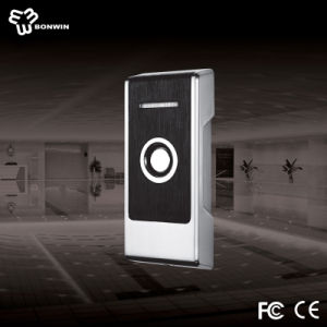RFID Biometric Glass Cabinet Door Lock with Alarm Function pictures & photos