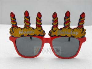 PC Happy Birthday Party Sunglasses (GGM115) pictures & photos