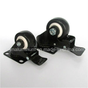 Black Caster with Brake Type 2.0 2.5 Inch Wheel Size pictures & photos