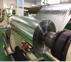 Aluminum Metallized Polyester Film Material in Sachet/Pouch Food Packaging. pictures & photos