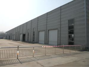 Prefabricated Steel Structure for Warehouse/Steel Structure Workshop Buliding pictures & photos