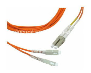 LC/Sc/FC Single-Mode Fiber Optic Patch Cord