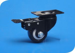 Black Caster 2.5 Inch with Brake pictures & photos