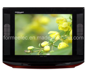 "14""Normal Flat TV 14b CRT TV CRT Television pictures & photos"