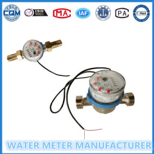 Dry Contact (Reed) Pulse Output Water Flow Meter pictures & photos