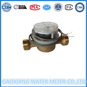 Single Jet Water Meter with Pulse Output 1/2′′inch--1′′inch pictures & photos