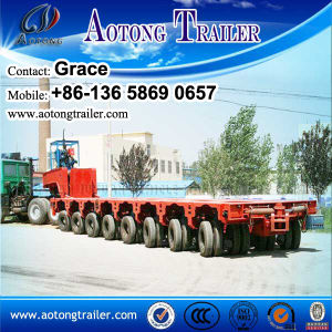 Hydraulic Modular Trailer (customized) on Sale pictures & photos