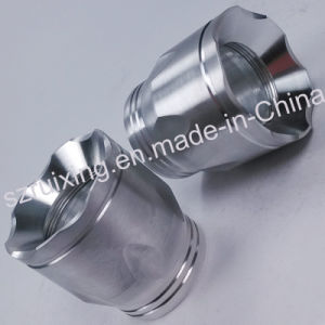 China CNC Machining Service for Aluminum Police Flashlight