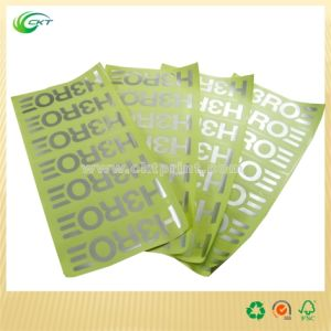 Adhesive Paper Sticker with Waterproof (CKT-LA-459)