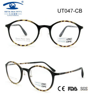 2015 New Color - Ultem - OEM Round Shape Eyewear Glasses Optical Frame (UT047) pictures & photos