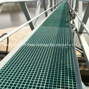 FRP Fiberglass Grating Panel pictures & photos