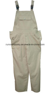 Safety Working Bib Pants 003 pictures & photos